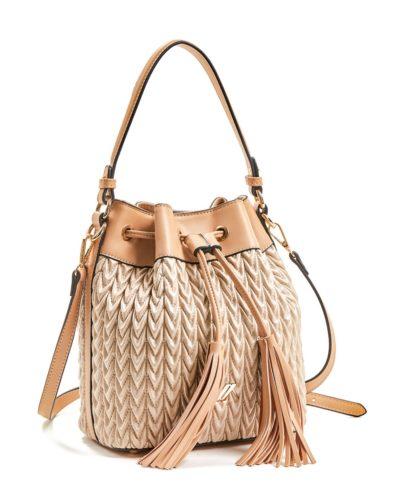 16-5850-τσάντα-πουγκί-gold-verde