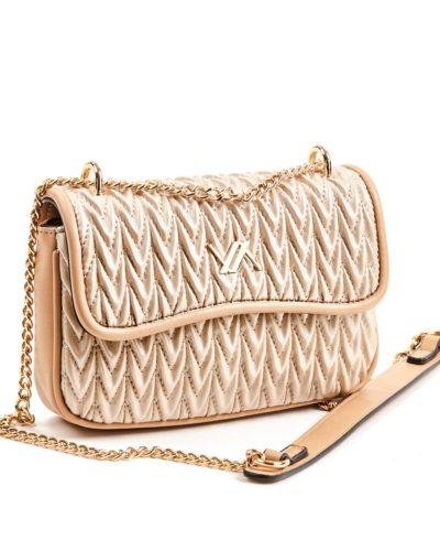 16-5851-τσάντα-χιαστί-gold-verde