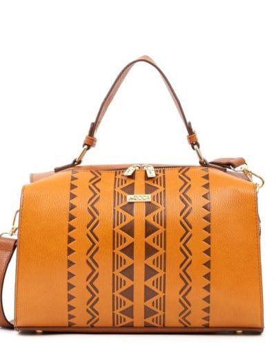 τσάντα-χειρός-doca-17092-κάμελ