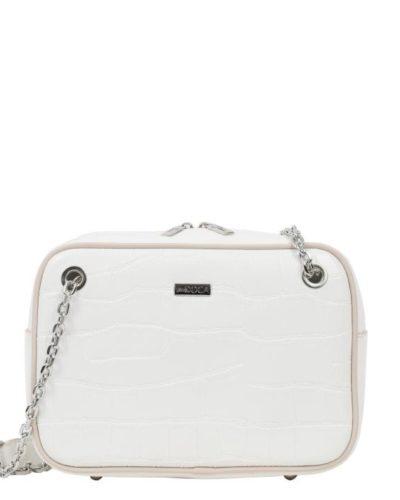 τσάντα-ώμου-doca-17330-λευκή